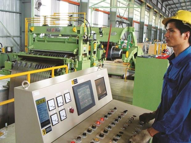 2017年胡志明市工业生产指数和出口额一律完成既定目标 hinh anh 1