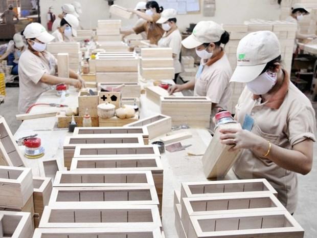 2017年越南木材出口总额超过既定目标 hinh anh 2
