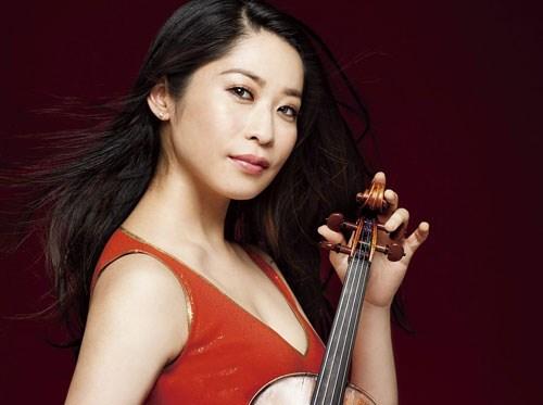 日本著名小提琴艺术家即将赴越南巡演 hinh anh 1