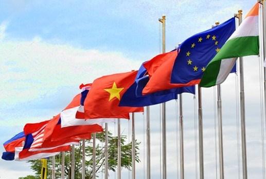 2017年越南与一些伙伴外交关系的新里程碑 hinh anh 1