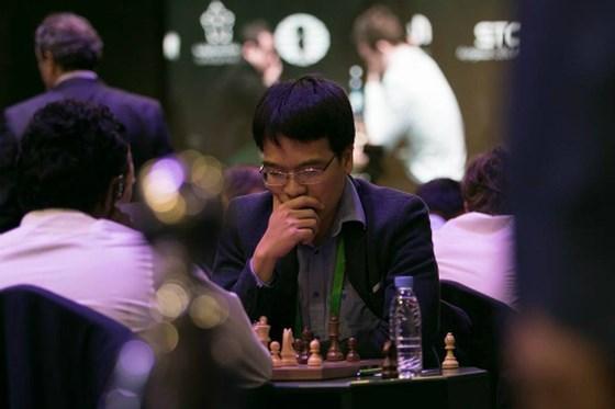 2018年1月国际棋联最新排名:黎光廉位居世界第23 hinh anh 1