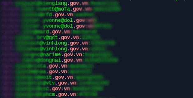 越南超过43.7万个帐户密码遭泄露 hinh anh 1