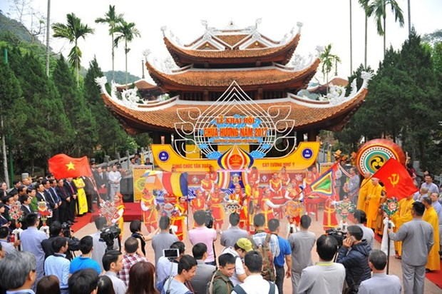 越南首都河内十大文化事件盘点 hinh anh 1
