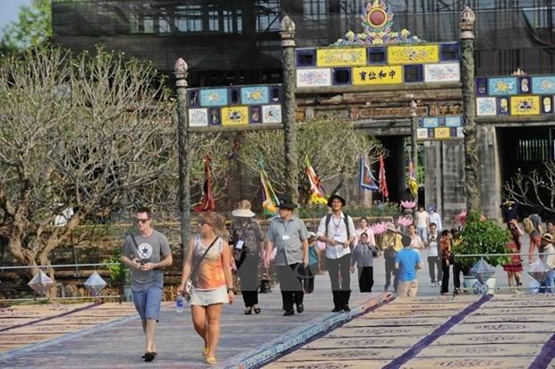 承天顺化省确定将旅游业发展成为经济拳头产业 hinh anh 1
