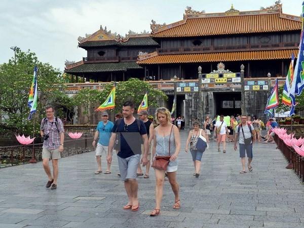 承天顺化省确定将旅游业发展成为经济拳头产业 hinh anh 2