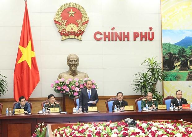 张和平副总理:建设交通文化 确保儿童交通安全 hinh anh 2