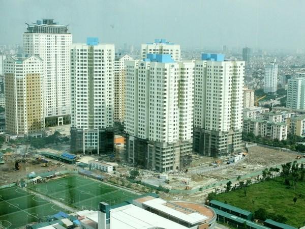 胡志明市房地产引进FDI资金同比增长两倍 hinh anh 1