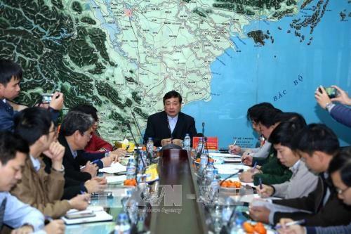 """越南主动应对2018年第一号台风""""布拉万"""" hinh anh 2"""
