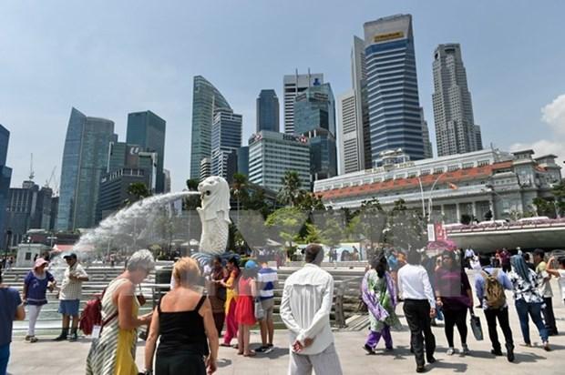 制造业是新加坡经济增长的重要引擎 hinh anh 2