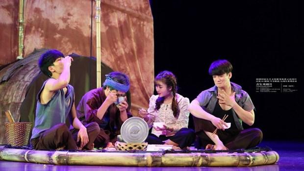 越南话剧《渴望》获得多个国际奖项 hinh anh 1