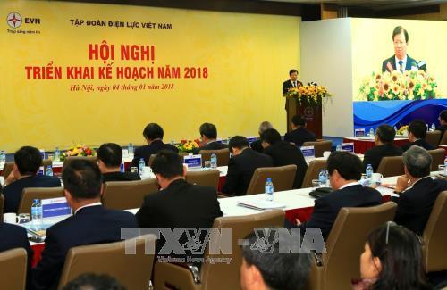 郑廷勇:EVN需要继续发挥国家电力供应的支柱作用 hinh anh 1