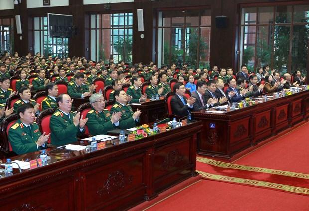 越南维护和平局正式亮相 hinh anh 3