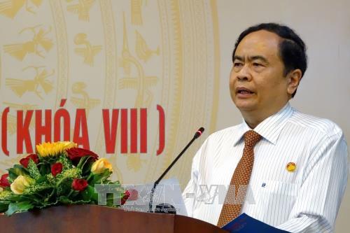 越南祖国阵线积极参与反腐败反浪费工作 hinh anh 2