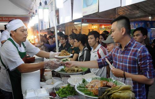 第12届各国美食节即将在胡志明市举行 hinh anh 1