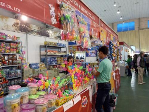 泰国商品零售展在河内举行 hinh anh 2