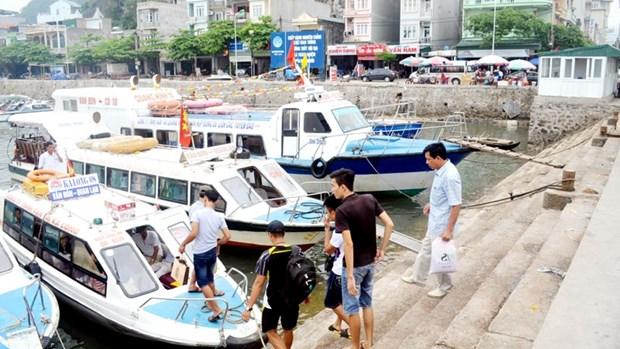 越南广宁省着力完善各项旅游基础设施工程 hinh anh 1