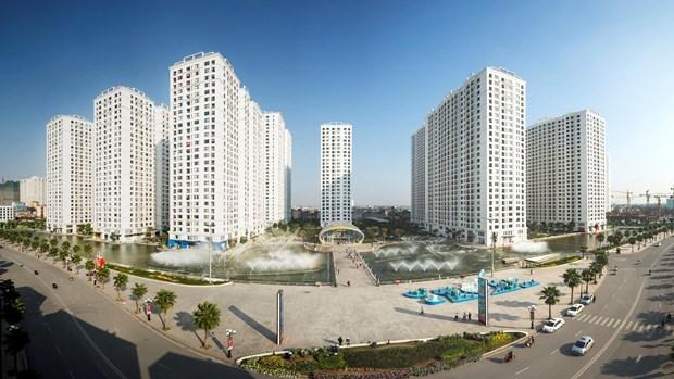 越南房地产行业占越南吸引外资资金总额的8.5% hinh anh 1