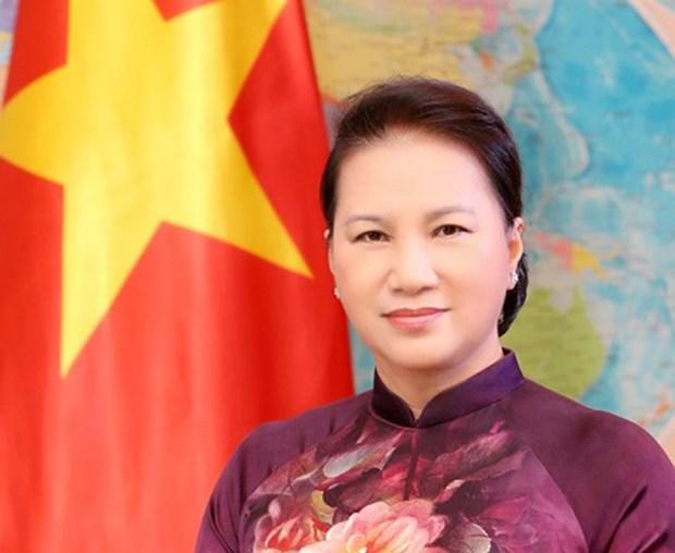 阮氏金银:越南国会一定出色地完成所交付的工作任务 不愧于党、国家和人民的信任 hinh anh 1