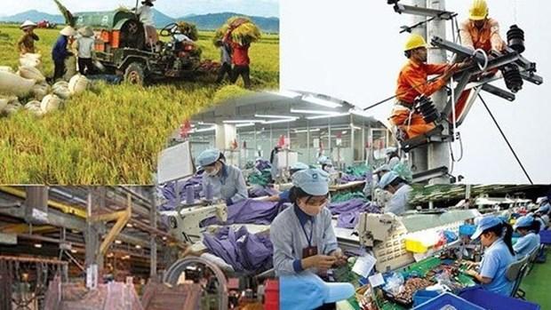 回顾2017年:越南经济画卷上的亮点 hinh anh 1