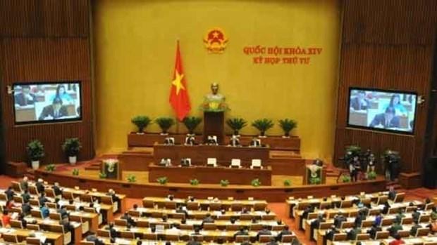 盘点越南国会2017年十大事件 hinh anh 1