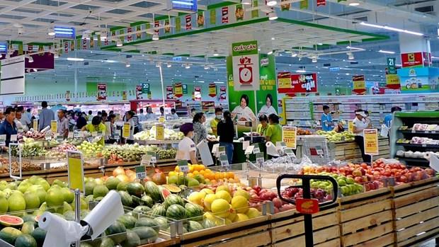 2017年越南零售业营业收入增长强劲 hinh anh 1