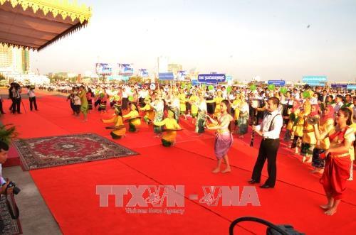 柬埔寨推翻波尔布特种族灭绝政权39周年纪念活动在金边举行 hinh anh 1