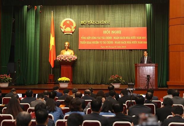 阮春福总理:增强财政政策稳定性让企业放心发展 hinh anh 2
