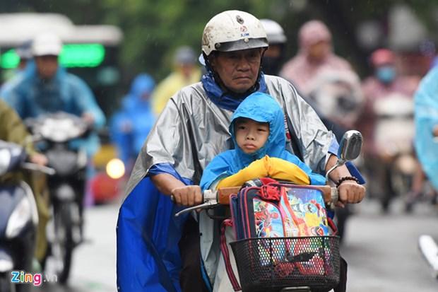 8日起越南北部和中部地区继续遭低温寒冷天气袭击 hinh anh 1