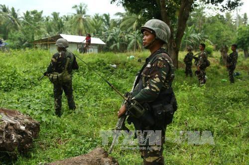 菲律宾挫败反叛分子的袭击阴谋 hinh anh 1