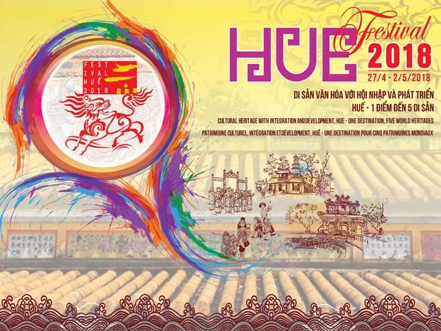截至目前20支国际艺术团报名参加2018年顺化文化节 hinh anh 1