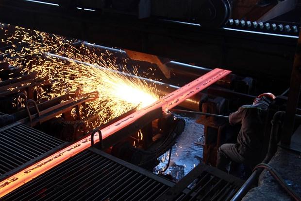越南钢铁协会致函工贸部 建议向世贸组织起诉美国 hinh anh 1
