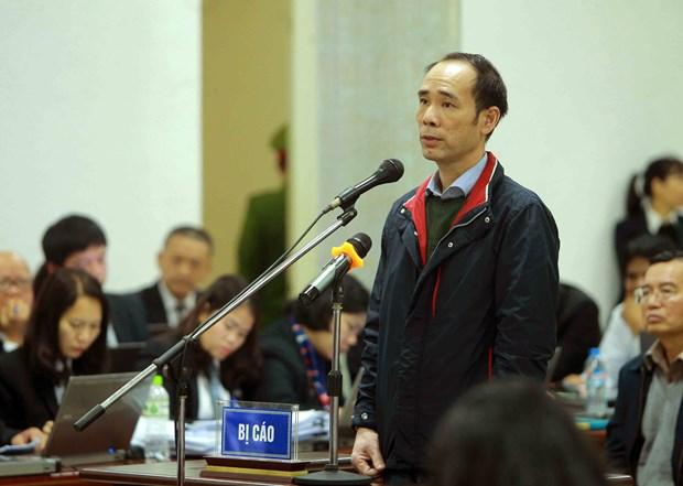 郑春青及其同案犯案件一审:进一步查清各被告人的违法行为 hinh anh 1