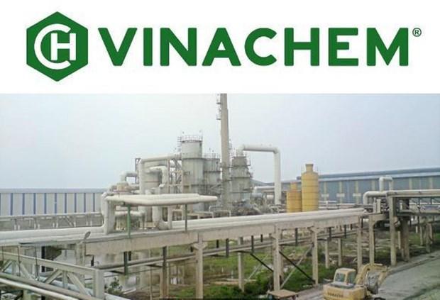 政府总理批准对越南化工集团进行重组 提高集团生产经营能力 hinh anh 1