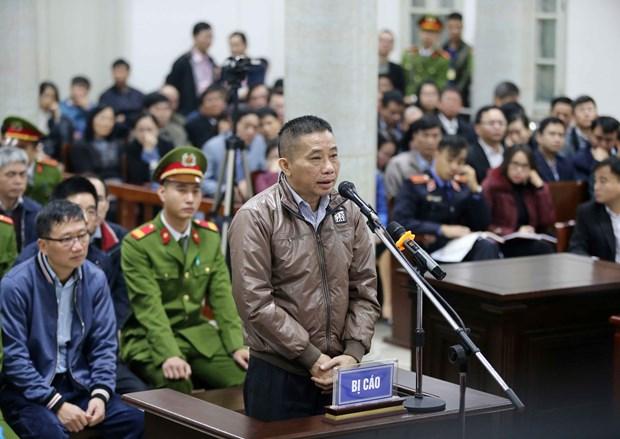 郑春青及其同案犯案件一审:进一步查清各被告人的违法行为 hinh anh 2