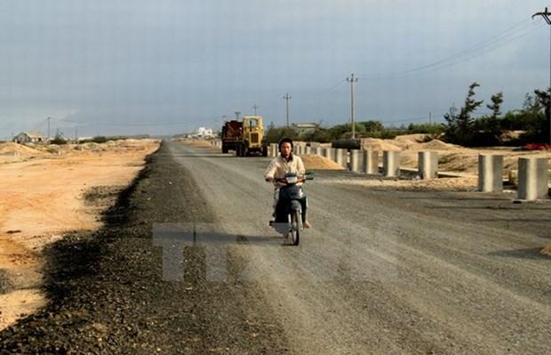 政府总理就落实沿海公路海防和太平路段建设项目做出指示 hinh anh 1