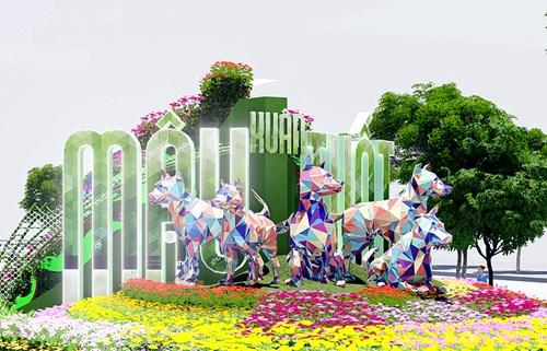 胡志明市将举行丰富精彩活动 迎接2018戌狗年新春 hinh anh 1