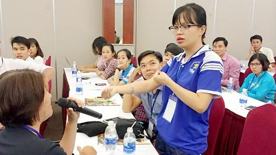 为残疾大学生创造更多接受教育的机会 hinh anh 1
