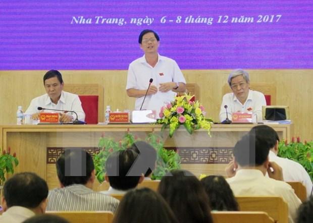 越南政府副总理张和平就完善《关于成立北云峰特别经济行政区提案》作出指示 hinh anh 1