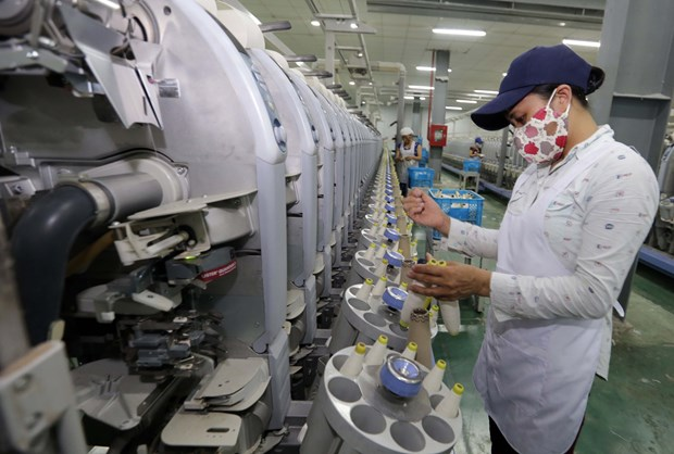 回顾2017年:越南吸引外国投资创纪录 从数字看变化 hinh anh 1
