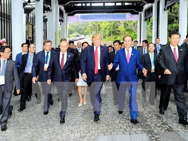 柬埔寨媒体高度评价越南多边外交成果 hinh anh 1