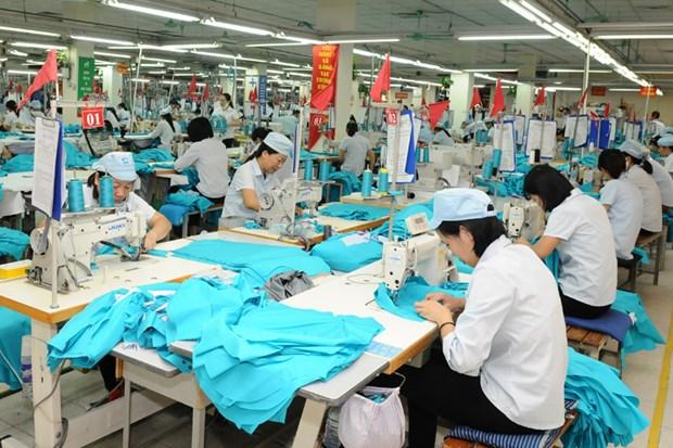 越南对四大出口市场寄予厚望 hinh anh 1