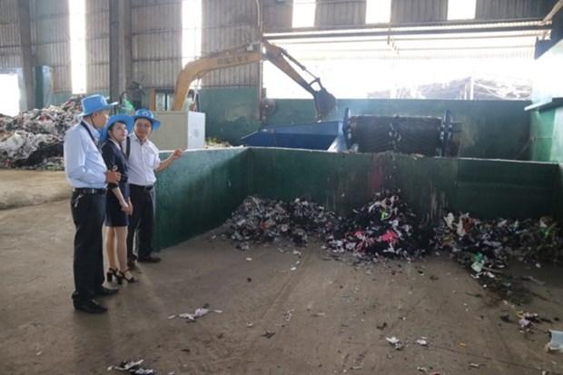 平阳废弃物综合处理园区第二期工程竣工投运 hinh anh 1