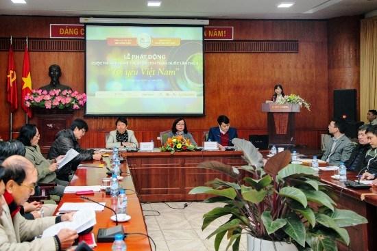第八届全国旅游艺术摄影大赛启动仪式在河内举行 hinh anh 1