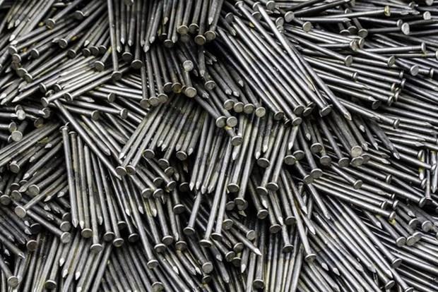 美国商务部取消对原产于越南的部分铁钉产品反倾销行政复审调查 hinh anh 1