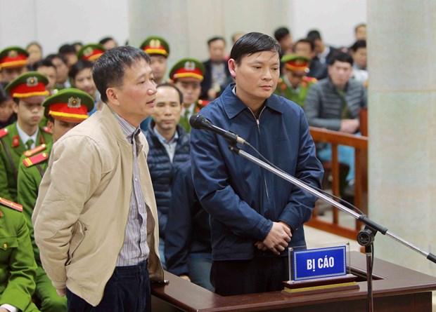 郑春青及其同案犯案件:郑春青不承认犯罪行为 hinh anh 1