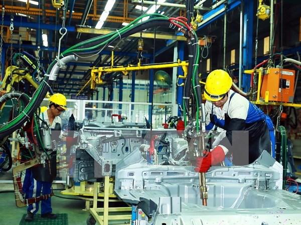 """韩国""""现代""""拟在越南或印尼兴建汽车制造厂 hinh anh 1"""