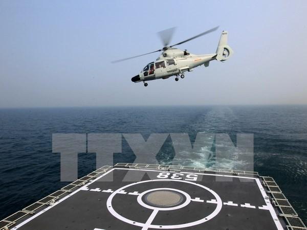 澳大利亚对中国在东海上开展军事化活动深表担忧 hinh anh 1