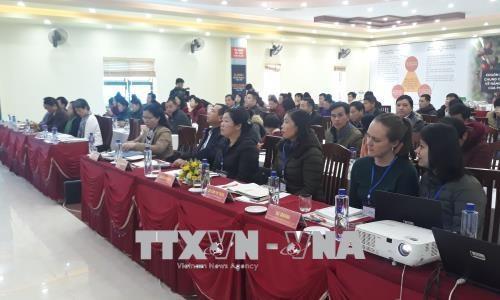 国际救助贫困组织协助越南提高少数民族妇女的经济权 hinh anh 2