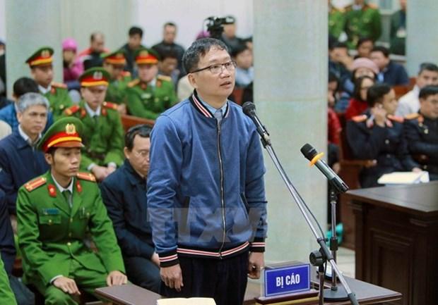 郑春青将于1月24日继续出庭受审PVP Land 贪污案 hinh anh 1