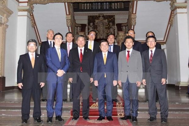 越南胡志明市与日本青森省加强高科技农业合作 hinh anh 2